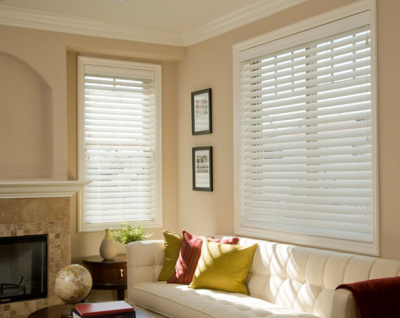 Covers Made To Measure Fauxwood Blinds